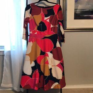 Tracee Ellis Ross Amazing Rockabilly Dress NWOT